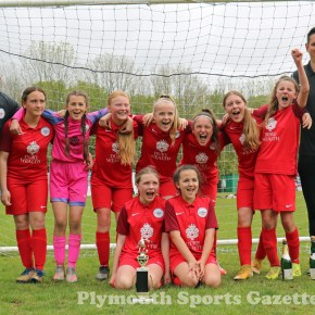 GALLERY: Ocean City enjoy a memorable first season in girls' football