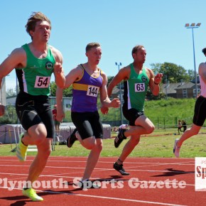 GALLERY: Armada athletes impress at opening South West League meeting