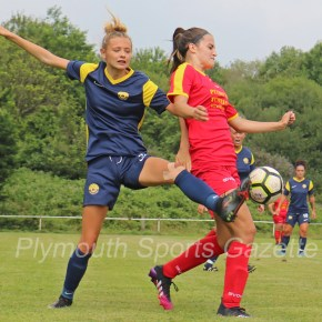 GALLERY: Region's women's teams continue their build up for the new season