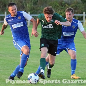 GALLERY: Pictures of Bere Alston v Plymouth Argyle FITC Development