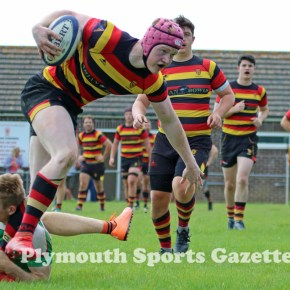 GALLERY: Saltash narrowly edge out a Barbarians side in pre-season fixture