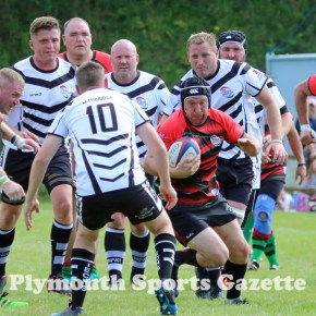 GALLERY: Plymouth rugby community out in force for Paul Lethbridge Memorial Day
