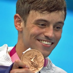 Daley caps memorable Olympics by winning individual bronze in high-class final