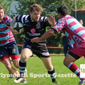 RUGBY ROUND-UP: Away frustration for Ivybridge, but home joy for Services and OPMs