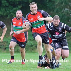 RUGBY REPORTS: Agonising narrow away defeats for Ivybridge and Services