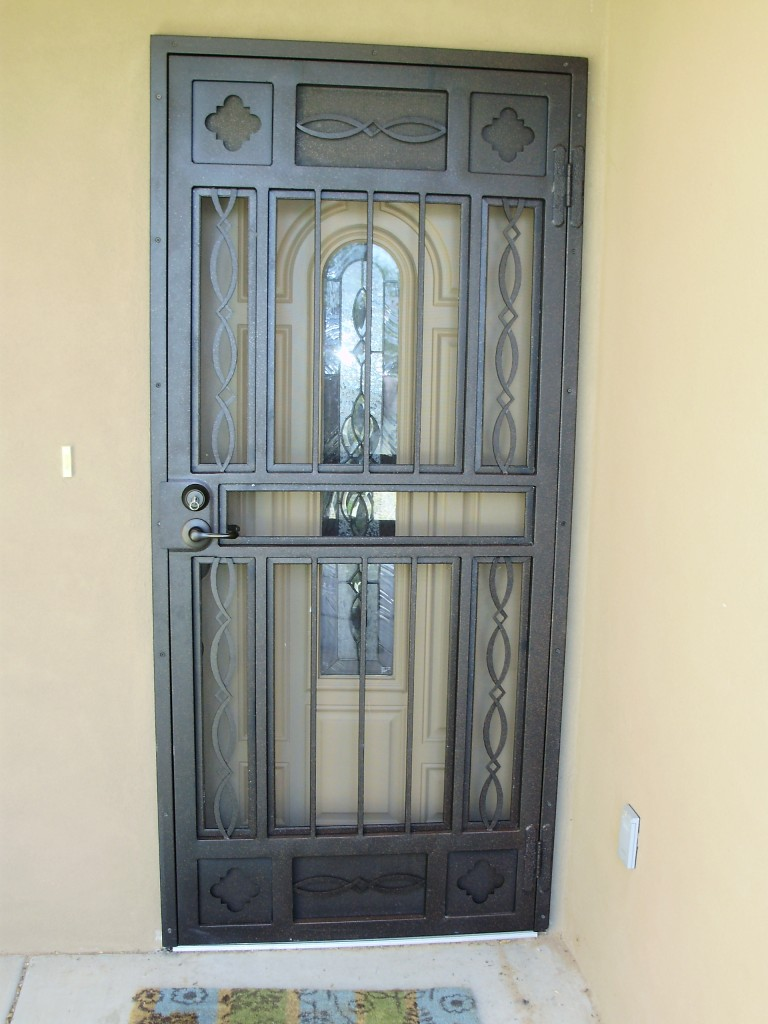 24 Top Security Doors Ideas for Your Home Security PurposePlywoodChaircom