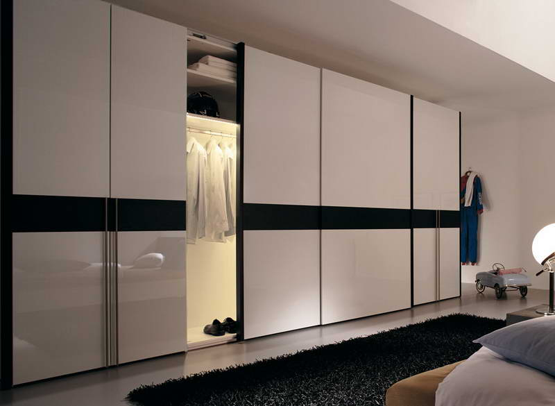 Bedroom Door Designs In Wood 22 Cool Sliding Closet Doors Design For Your Bedrooms