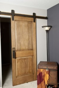 20+ Interior Sliding Barn Doors Designs  PlywoodChair