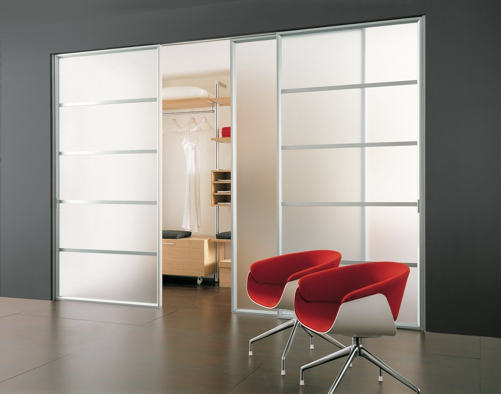 Glass Sliding Closet Doors Ideas
