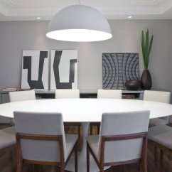 Contemporary Kitchen Tables Custom Islands 30 Eyecatching Round Dining Room Design Ideas For
