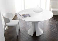 30 Eyecatching Round Dining Room Tables Design Ideas For ...