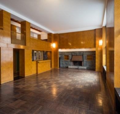 Semlerova rezidence, reprezentační hala