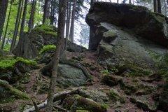 Cestou k Černému jezeru