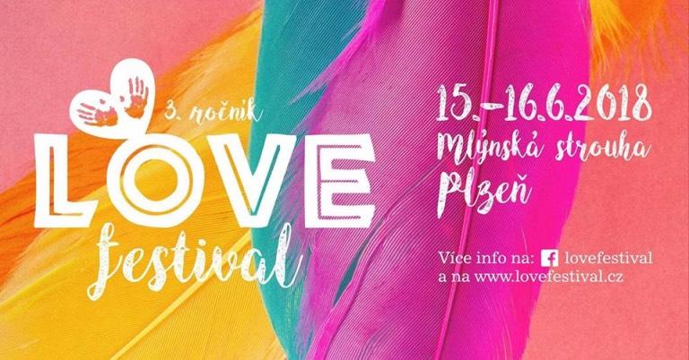 love festival plzeň