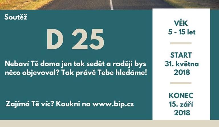 soutěž d25