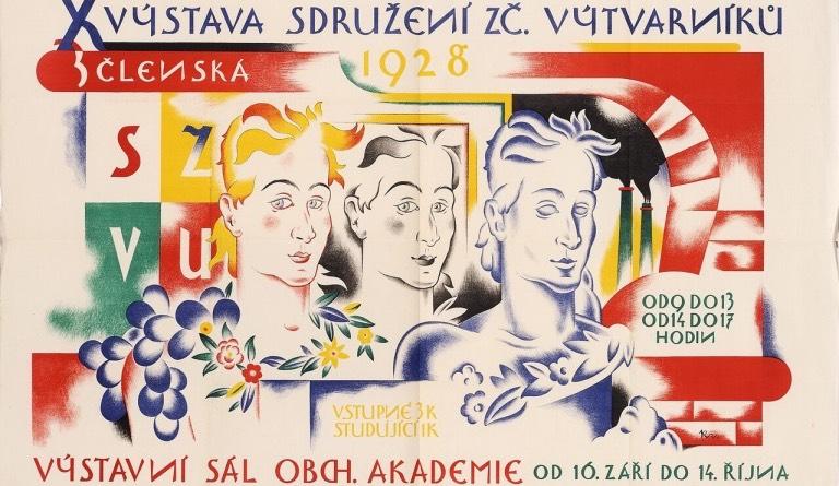 krs, plakát