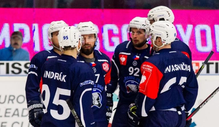 HC Plzeň v Lize mistrů