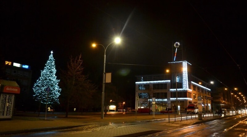 Vánoce Slovany
