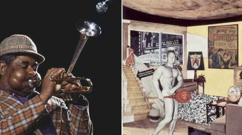 jazz a umění