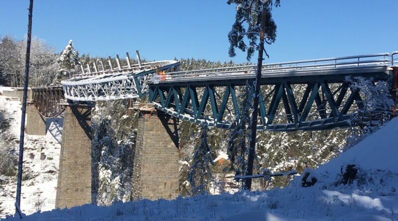 otáčení mostu