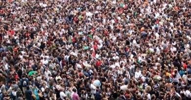 Od prvního sčítání lidí na našem území se počet obyvatel přibližně ztrojnásobil