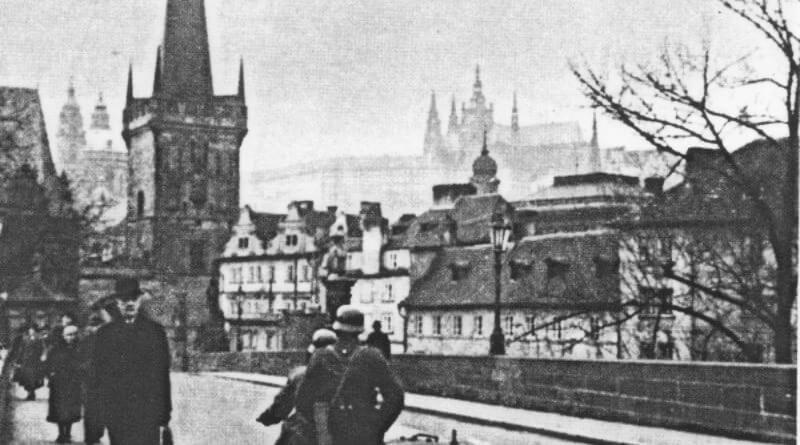 Němci v Praze