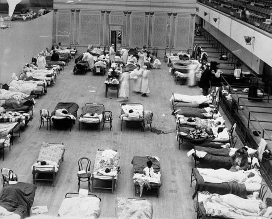 Španělská chřipka