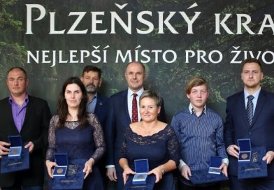 Hejtman Plzeňského kraje předal Ceny za záchranu života 2018