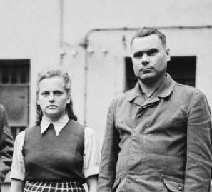 Irma Grese aJosef Kramer
