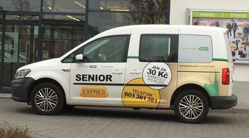 senior express