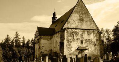 Děsivá legenda z velhartického hřbitova se údajně stala předlohou K. J. Erbenovi