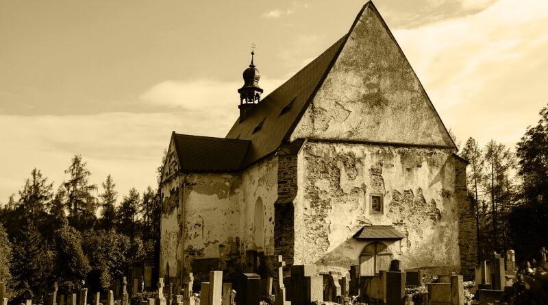 Kostel sv. Maří Magdaleny