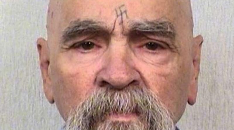 Charles Manson v roce 2014