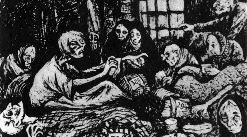 Život v ghettu zachycený Bedřichem Frittou