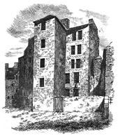 Burkův dům, místo mnoha vražd