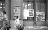 Listopad 1989 v Plzni