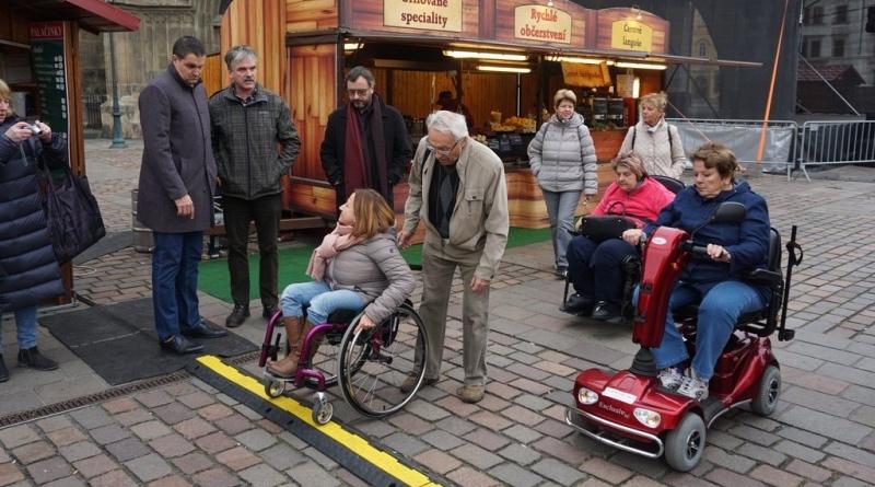 vozíčkáři