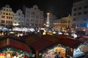 Vánoční strom v Plzni pro rok 2019