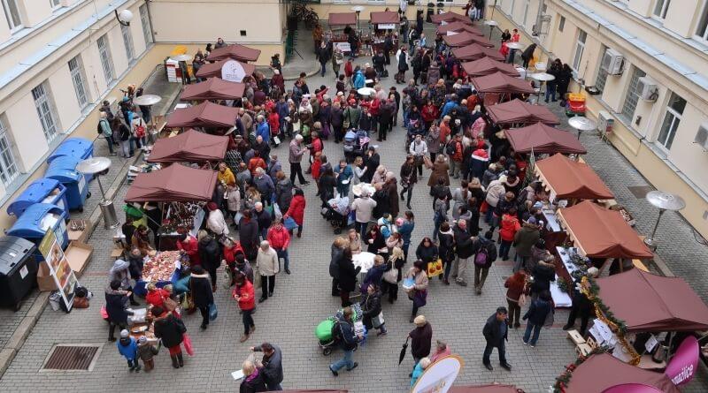 vánoční trh