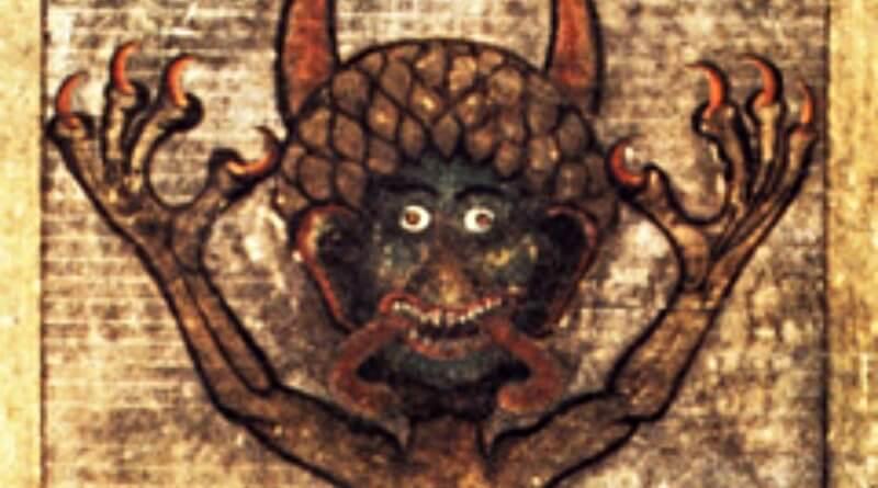 ďaběl