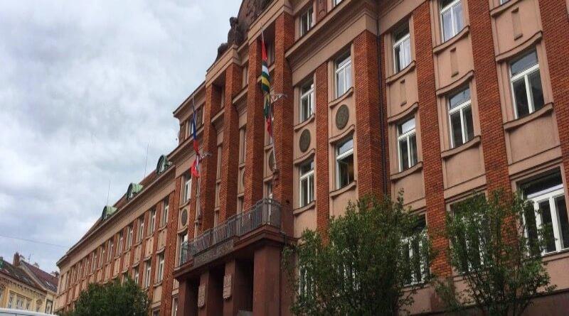 budova krajského úřadu
