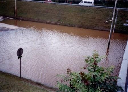 Povodně vroce 2002 vPlzni