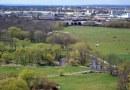 Plzeňské vyhlídky: Paraglidingové startoviště u Koterova