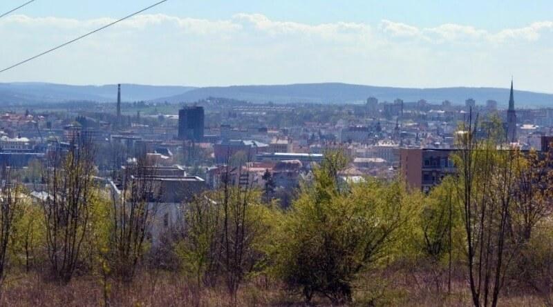 Výhled na Plzeň