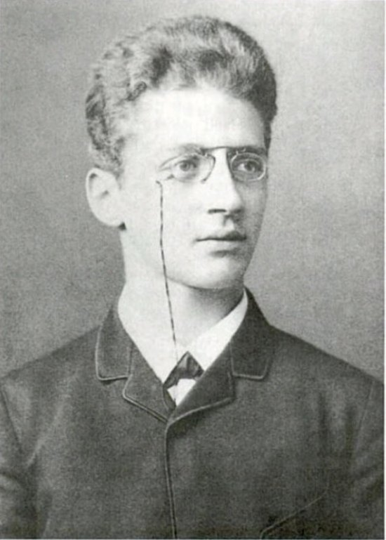Fritz Haber vroce 1891