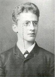 Fritz Haber v roce 1891