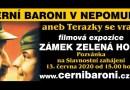 Černí baroni s majorem Terazkym se vracejí do Nepomuku