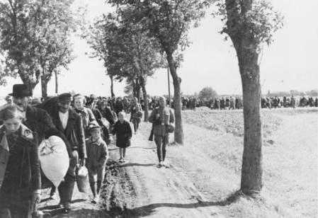Vysídlování Polska