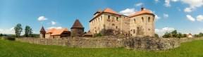 Panorama hradu