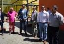 Začala přístavba nového pavilonu 55. mateřské školy vMandlově ulici